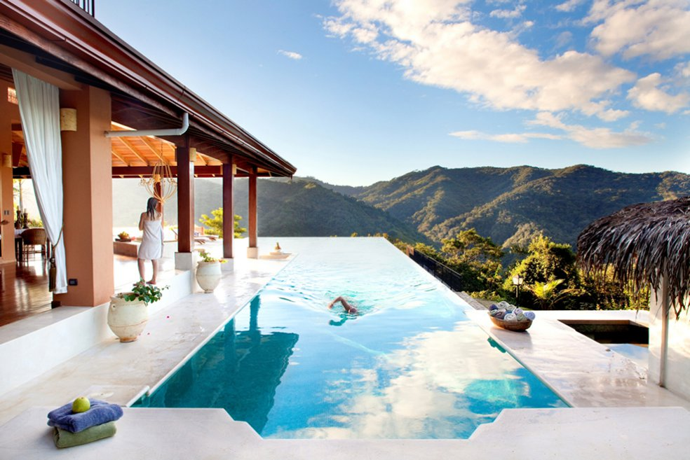 5 most luxurious costa rica villa rentals for Luxury vacation costa rica