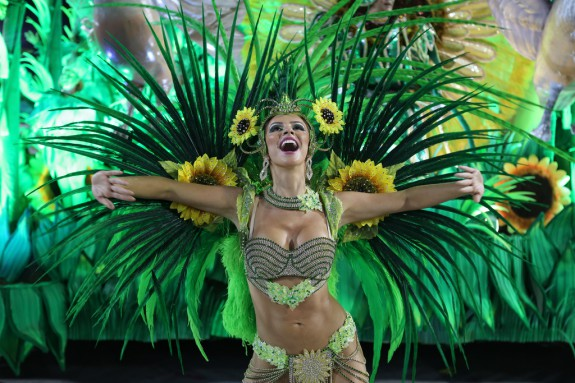 The Biggest Carnival in History - Dance