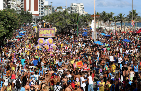 The Biggest Carnival in History - City party